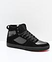 Etnies Harrison HTW zapatos en negro, gris y rojo