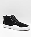 Etnies Jameson Vulc MT zapatos de skate en negro y blanco
