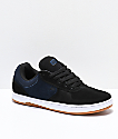 Etnies Joslin Black, Navy & White Skate Shoes