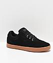 Etnies Joslin Black & Gum Skate Shoes