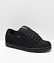 Etnies Kingpin zapatos de skate en negro