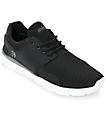 Etnies Scout XT zapatos en blanco, negro y gris