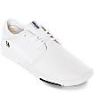 Etnies Scout zapatos de malla en blanco y negro