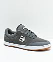 Etnies x Michelin Marana Joslin Grey, White & Gum Skate Shoes
