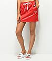 FILA Ambra falda roja