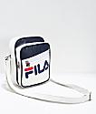 FILA Buster White Shoulder Bag