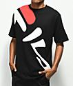 FILA Marcel camiseta negra