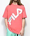 FILA Micah camiseta rosa melocotón