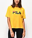 FILA Miss Eagle Gold T-Shirt