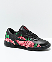 FILA Original Fitness Embroidered Black Shoes