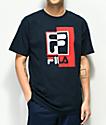FILA Rexton Blue T-Shirt
