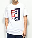 FILA Rexton camiseta blanca