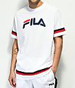 FILA Riley White T-Shirt