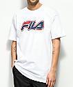 FILA Solar White T-Shirt