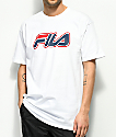 FILA Solar camiseta blanca