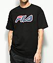 FILA Solar camiseta negra