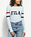 FILA Toni Light Blue Sweater