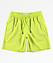 Fairplay Boardy Neon Green Board Shorts