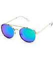 Fiasco gafas de sol redondeados