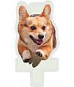 Flying Coffin Hell Hound Sticker