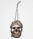 Flying Coffin Snake Skull Glow In The Dark Air Freshener