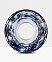 Form Dualite White and Black Swirl 52mm ruedas de skateboard
