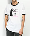 Fortune Cherry Blossom White T-Shirt
