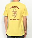 Fortune Dragon Yellow T-Shirt