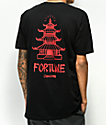 Fortune Temple Black T-Shirt