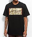 Forty Ninth Supply Co. The Storm camiseta negra y de camuflaje