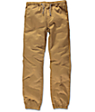 Free World Boys Remy Tobacco Jogger Pants