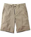 Free World Discord Khaki Chino Shorts