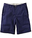 Free World Discord Navy Chino Shorts
