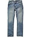 Free World Messenger Salt Lake Wash Skinny Fit Jeans
