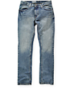Free World Messenger jeans ajuste ceñido