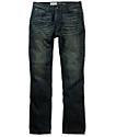 Free World Messenger jeans ceñidos lavado sucio