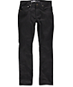 Free World Messenger jeans skinny en negro