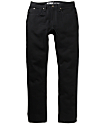 Free World Messenger jeans super skinny denim negro
