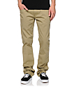 Free World Night Train 5 Pocket Khaki Pants (Past Season)