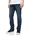 Free World Night Train Pacific Blue Regular Fit Jeans
