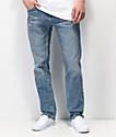 Free World Night Train Tampa Stretch Denim Jeans