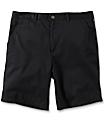Free World Walker Black Chino Shorts