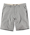 Free World Walker Heather Grey Chino Shorts