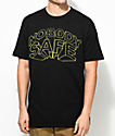 Freebandz Nobody Safe 3D Text camiseta negra
