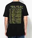 Freebandz Nobody Safe Tour camiseta negra