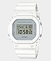 G-Shock DW5600 All White Digital Watch