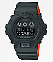 G-Shock DW6900 Stealth Green Digital Watch