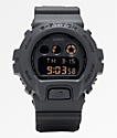 G-Shock DW6900 Stealth reloj digital negro
