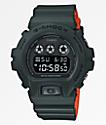 G-Shock DW6900 Stealth reloj digital verde