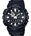 G-Shock G-Lide GAX100B-1A Black Analog & Digital Watch